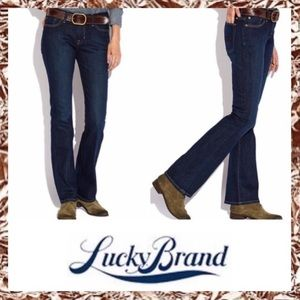 Lucky Brand The Sweet Jean Bootcut Long Pants 2 26